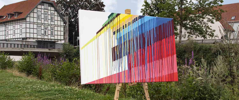 Lemgo's kühnste Künste | Slider